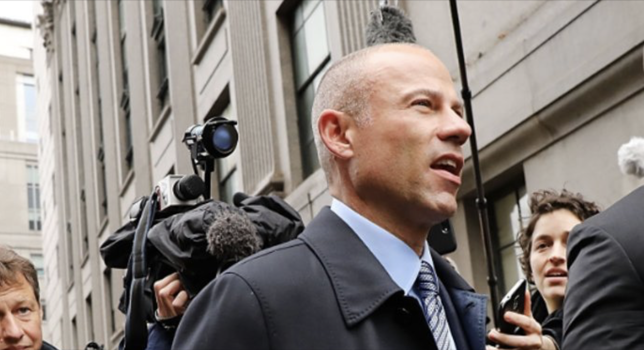 Avenatti Indicted on Stealing From Stormy Daniels