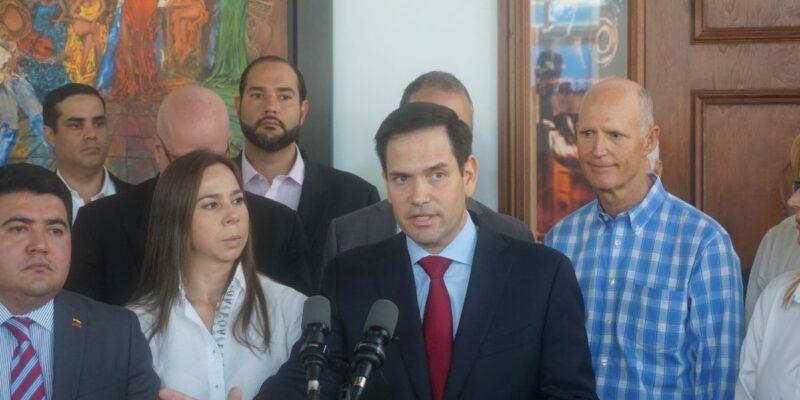 Venezuelan Air Force threatens U.S. Military plane