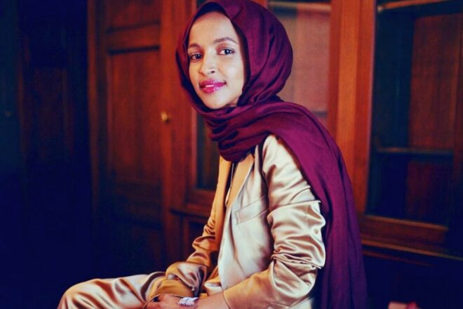 Rep. Ilhan Omar says ICE brutalizes illegal immigrants