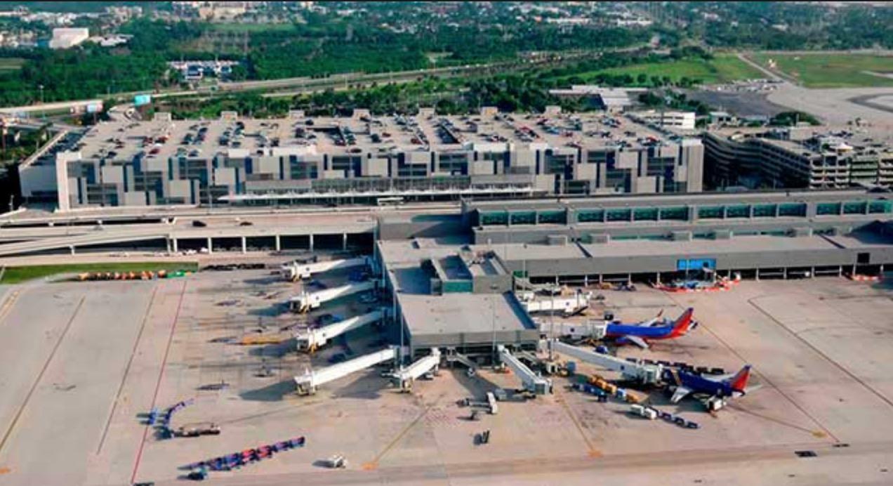 Debate on airport infrastructure improvements heats up in Washington