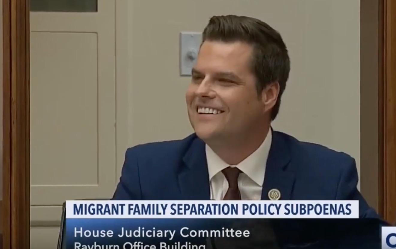 Gaetz stuns House Democrats during judiciary hearing
