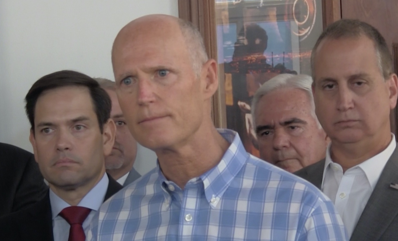 Rick Scott to consider bill making domestic terrorism a federal crime