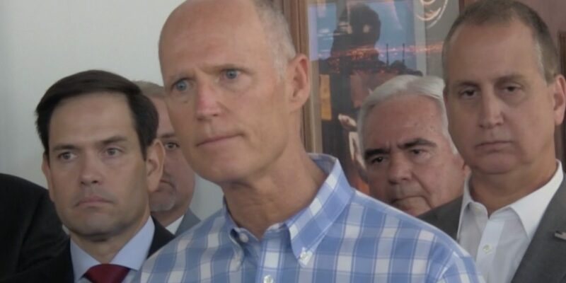 "Rick Scott will ""likely vote to sustain the objection"" for Pennsylvania"