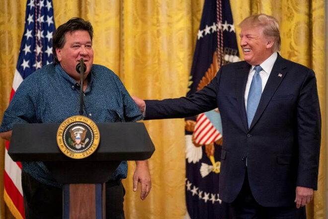 Trump highlights environment accomplishments in Florida