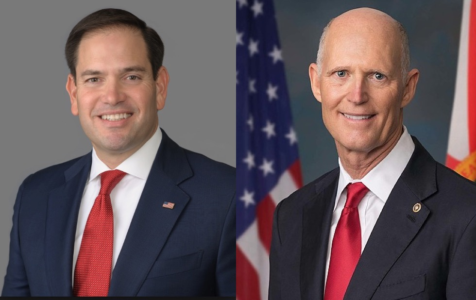 "Rubio, Scott ask Trump to ""suspend certain visa requirements"" for Bahamians"
