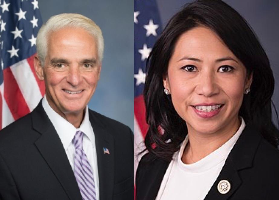Blue Dogs Crist and Murphy vote for progressive agenda