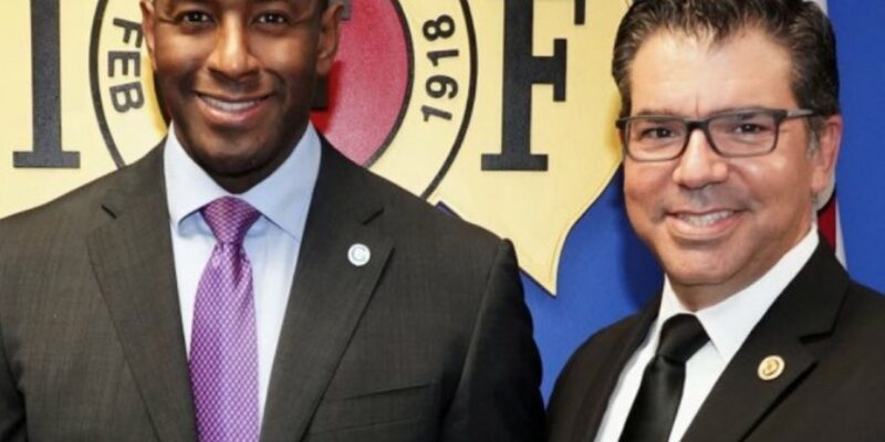 GOP candidate Omar Blanco backed Andrew Gillum over DeSantis