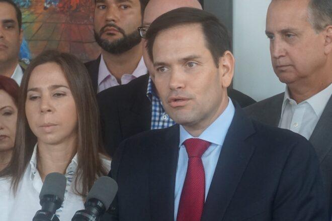 "Rubio targeted by FBI in ""political espionage"" probe"