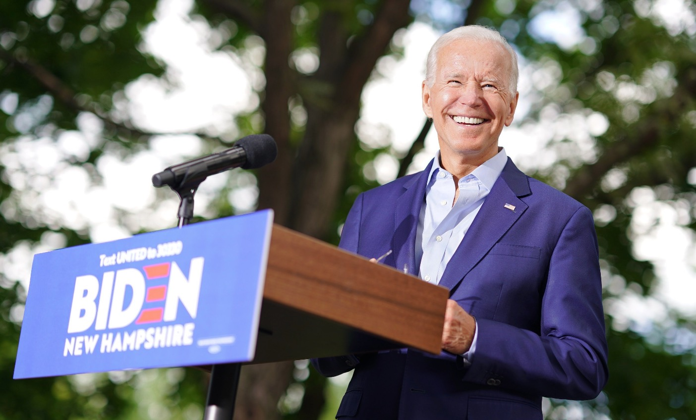 Biden's slip in polls is undeniable