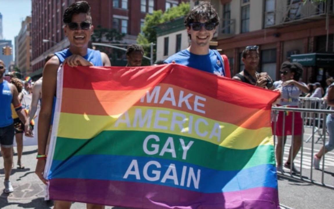"OPINION: The great ""Gay Pride"" hypocrisy of Progressives"