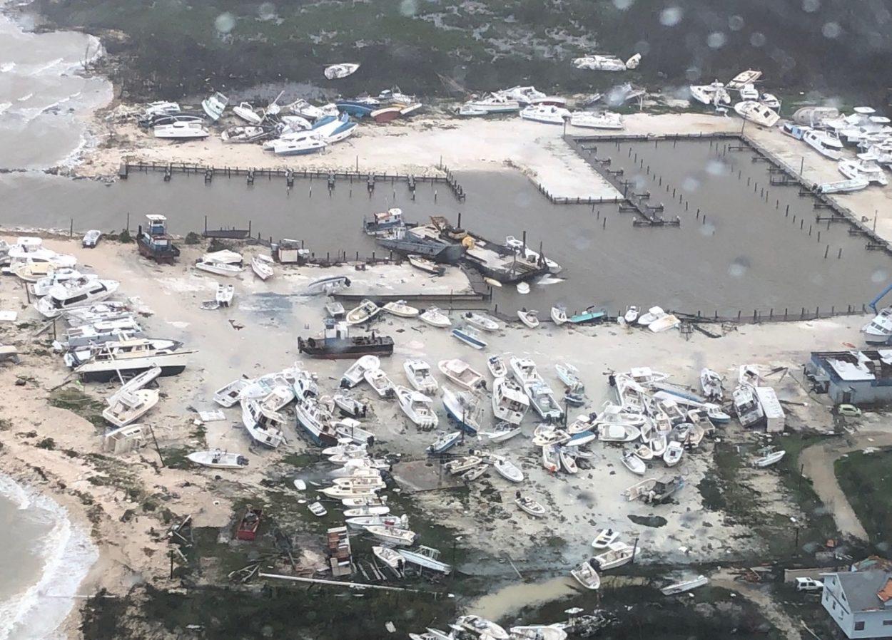 Florida Border Patrol heads to storm-battered Bahamas