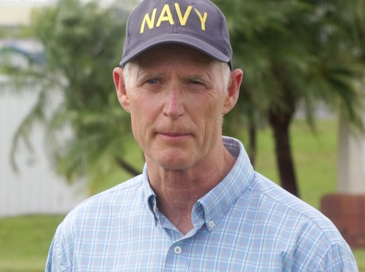"Rick Scott: Send money to Bahamas, ""stop funding our enemies"""