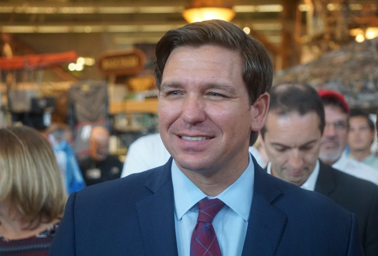 DeSantis forced to take sides in heated & 'spicy' rivalry