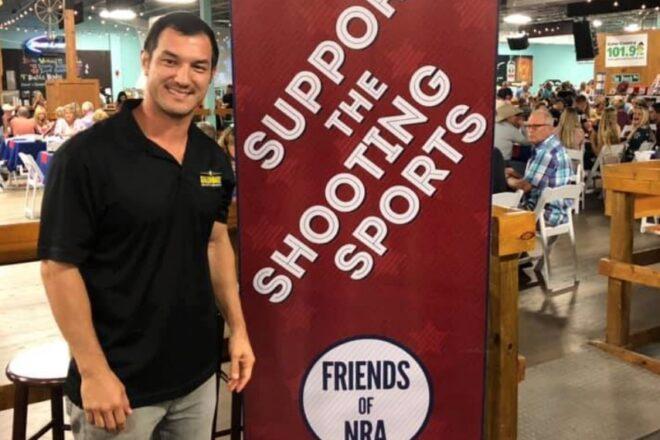 Lopez-Cantera endorses war veteran Giallombardo