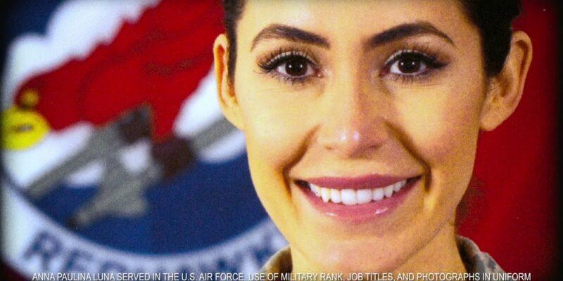 Trump Congratulates Anna Paulina Luna for Primary win