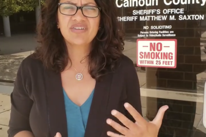 Tlaib continues supporting and posting anti-Israel propaganda