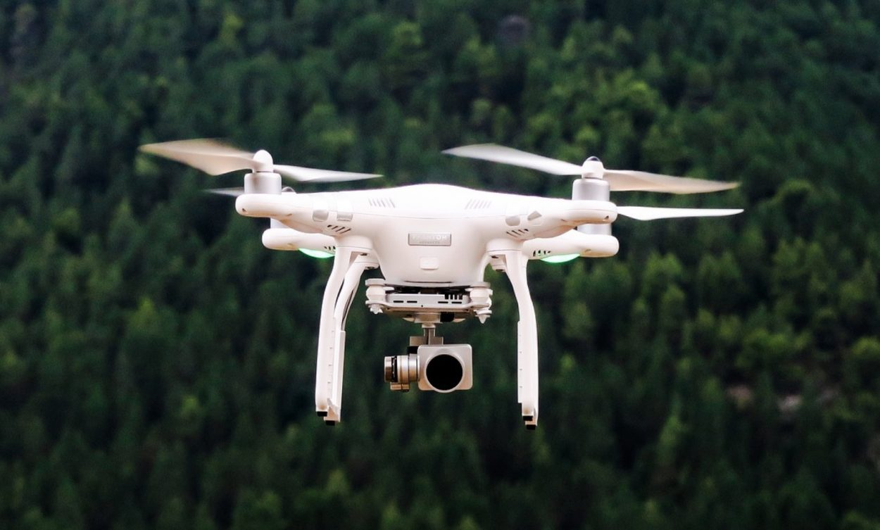Chinese-made drones deemed threat to U.S. national security