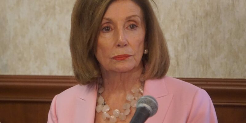 Pelosi: Obama didn't need congressional authorization, but Trump does