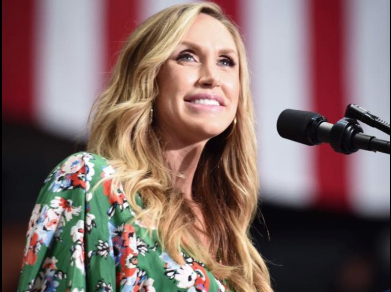 "Lara Trump says campaign will hold Biden's ""feet to the fire"""