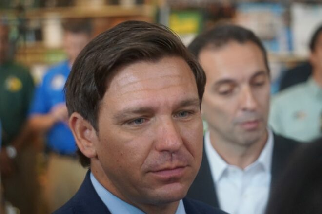 DeSantis proposes $600 million teacher pay raise