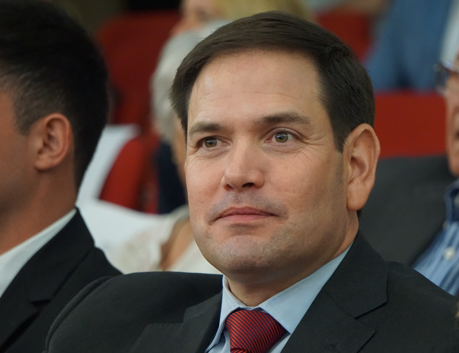 Rubio supports subpoena of whistleblower if it's deemed relevant