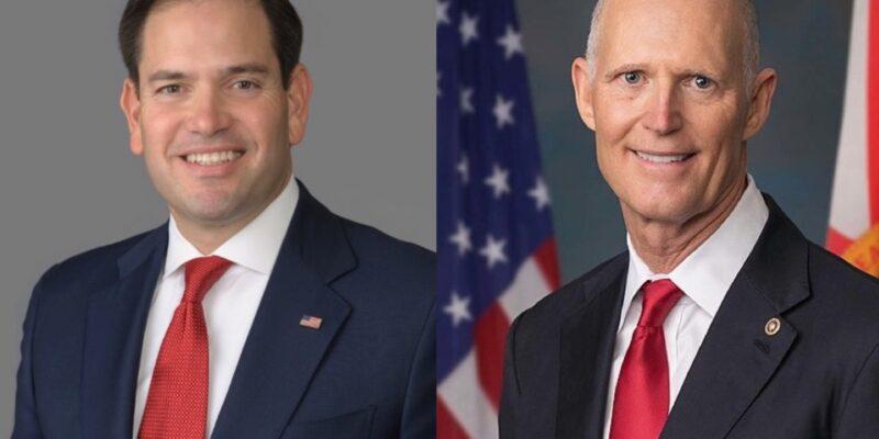 Rubio's and Scott's environment protection bills advance in the Senate