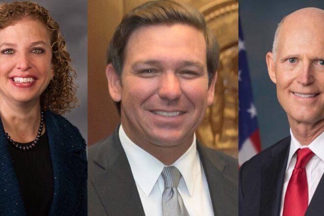 """Democrats blame Scott & DeSantis for """"thousands"""" of healthcare deaths"""