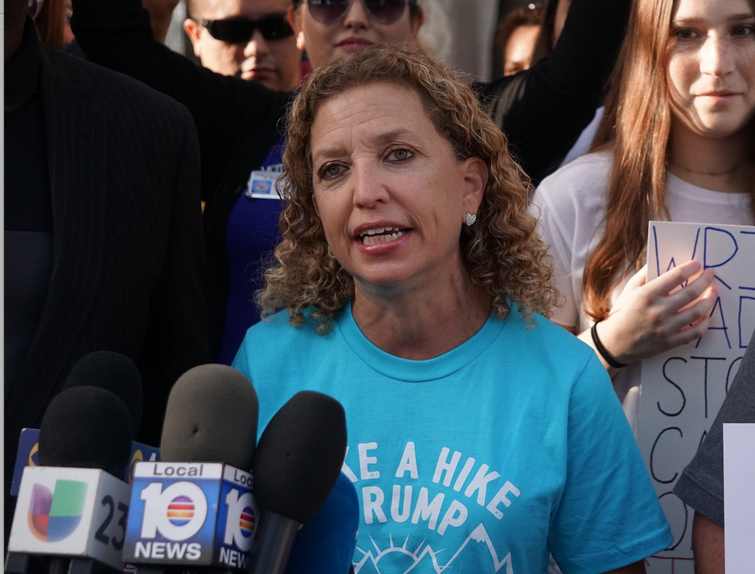 "Soto, Wasserman Schultz push ""GOP Tax Scam"" narrative ahead of Christmas"