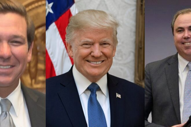 Trump may help mend DeSantis' strained relationship with Gruters