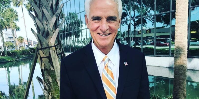 "Charlie Crist says impeachment inquiry was ""pretty fair"" to President Trump"