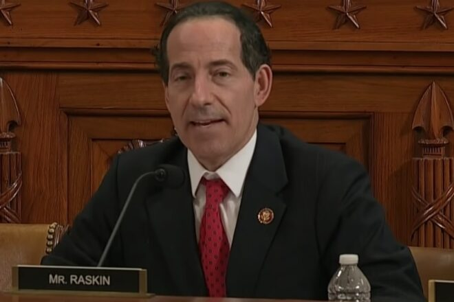 House Judiciary Democrat lies about Trump support for veterans