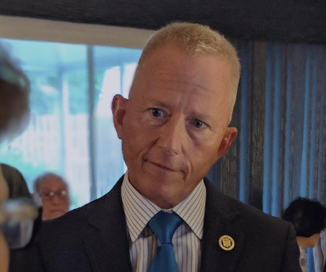 Rep. Jeff Van Drew Confirms Democratic Party Departure