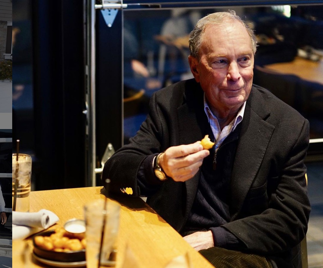 Bloomberg Exploited Prison Labor for Campaign Calls