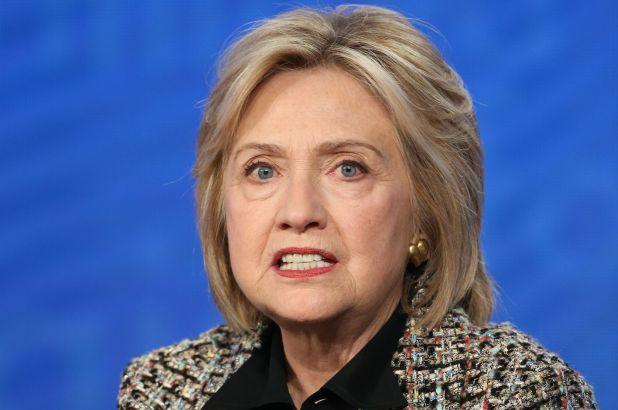Clinton Says She Certainly Feels The 'Urge' To Run Against Trump Again