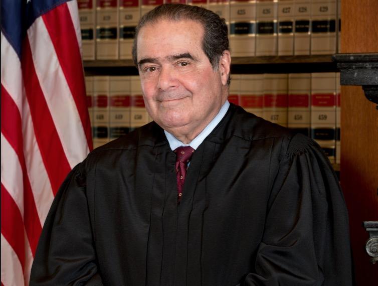 Harvard Law student, others trash Antonin Scalia