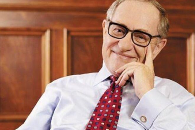Harvard Democrat Dershowitz Sides With Trump on Soleimani Killing