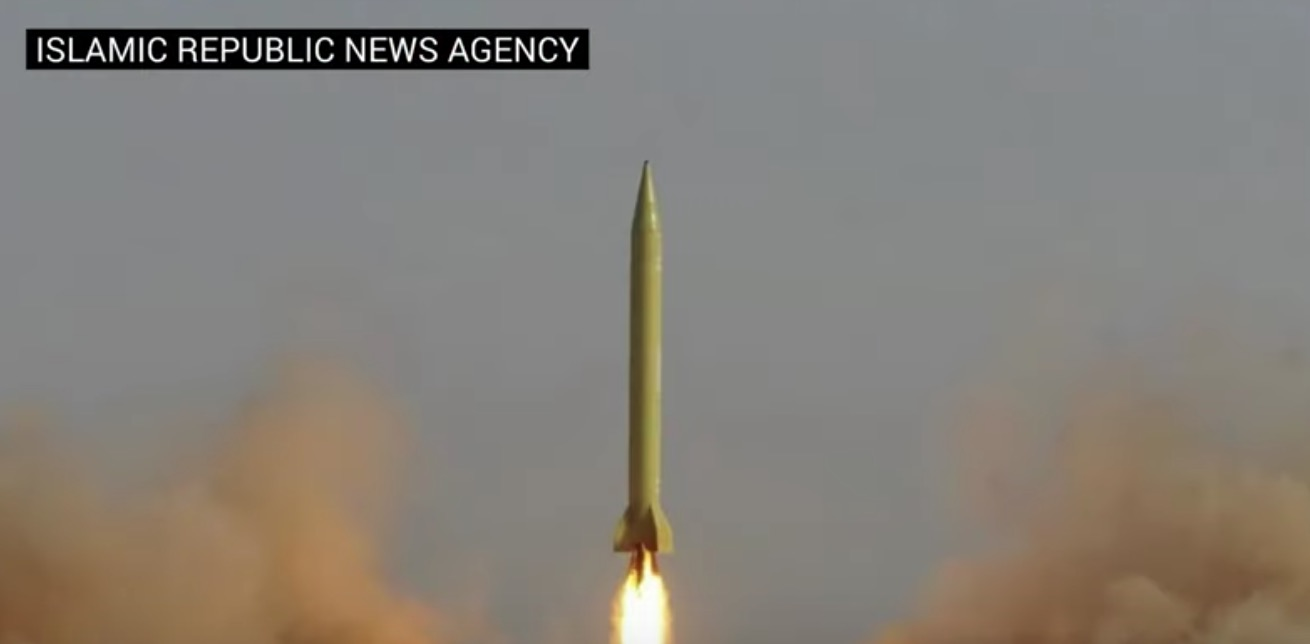 Iran attacks U.S. bases in Iraq