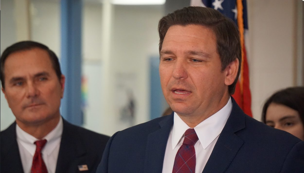 Conservatives Rally Against DeSantis Big Tech Legislation