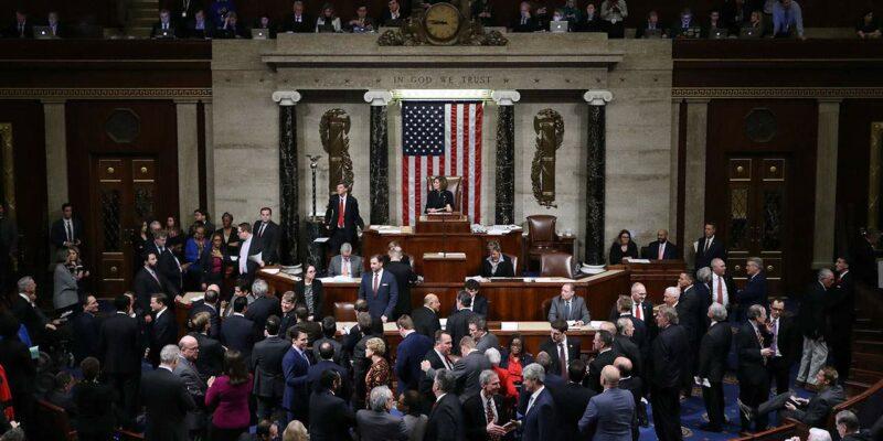House votes to send Trump Impeachment Articles to Senate