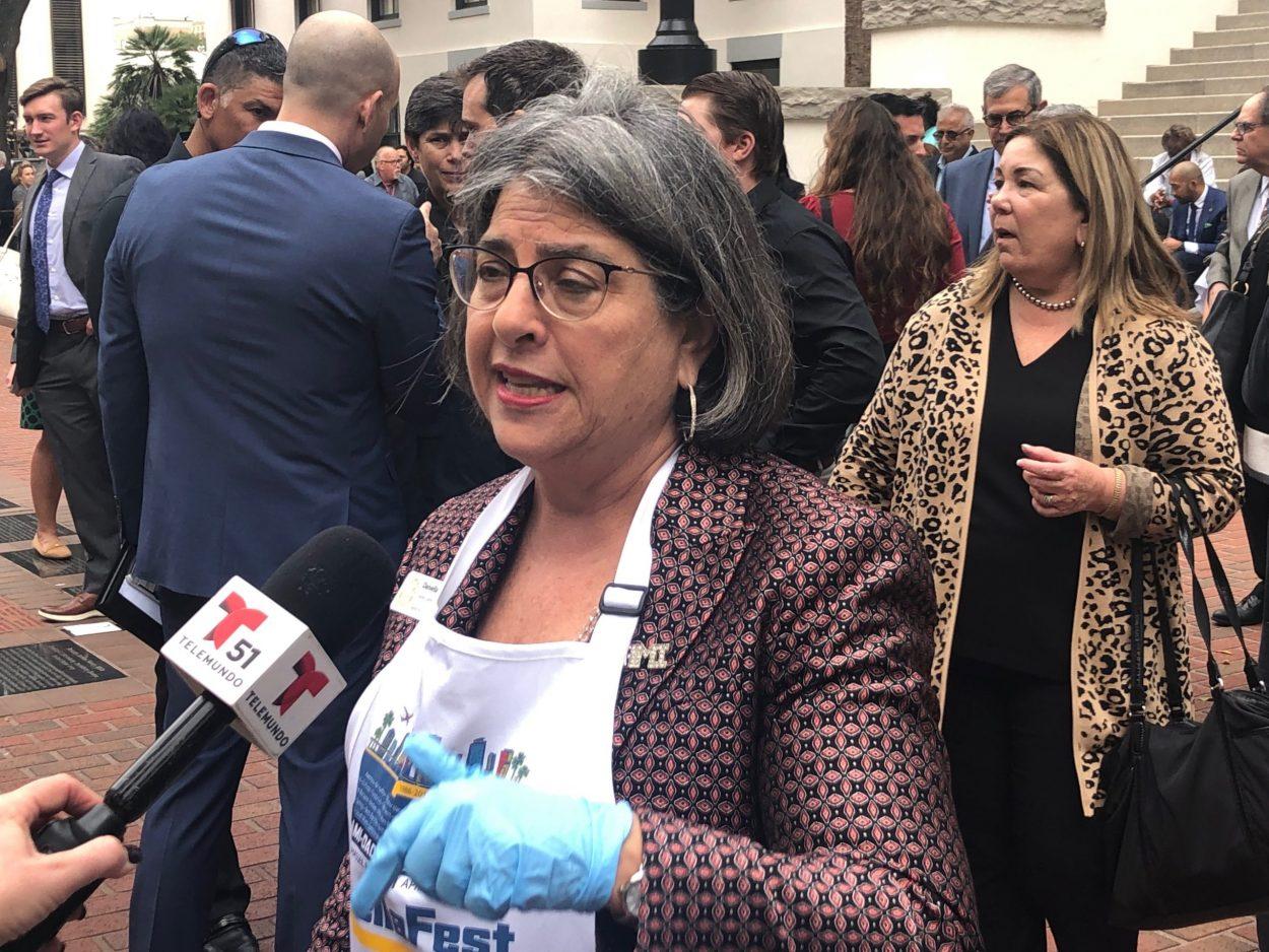 Commissioner Cava Sets Sights on Mayoral Run