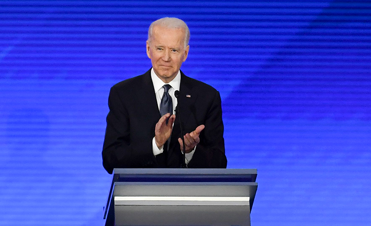 Biden: Trump 'Should Have Been Pinning a Medal on Vindman and Not on Rush Limbaugh'