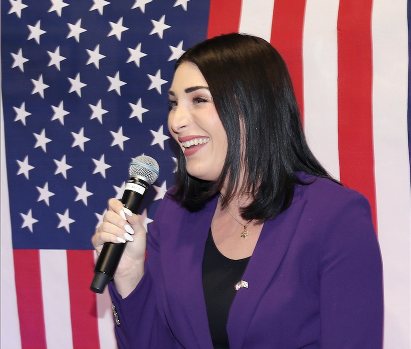 Roger Stone's sentencing will influence Laura Loomer's congressional race