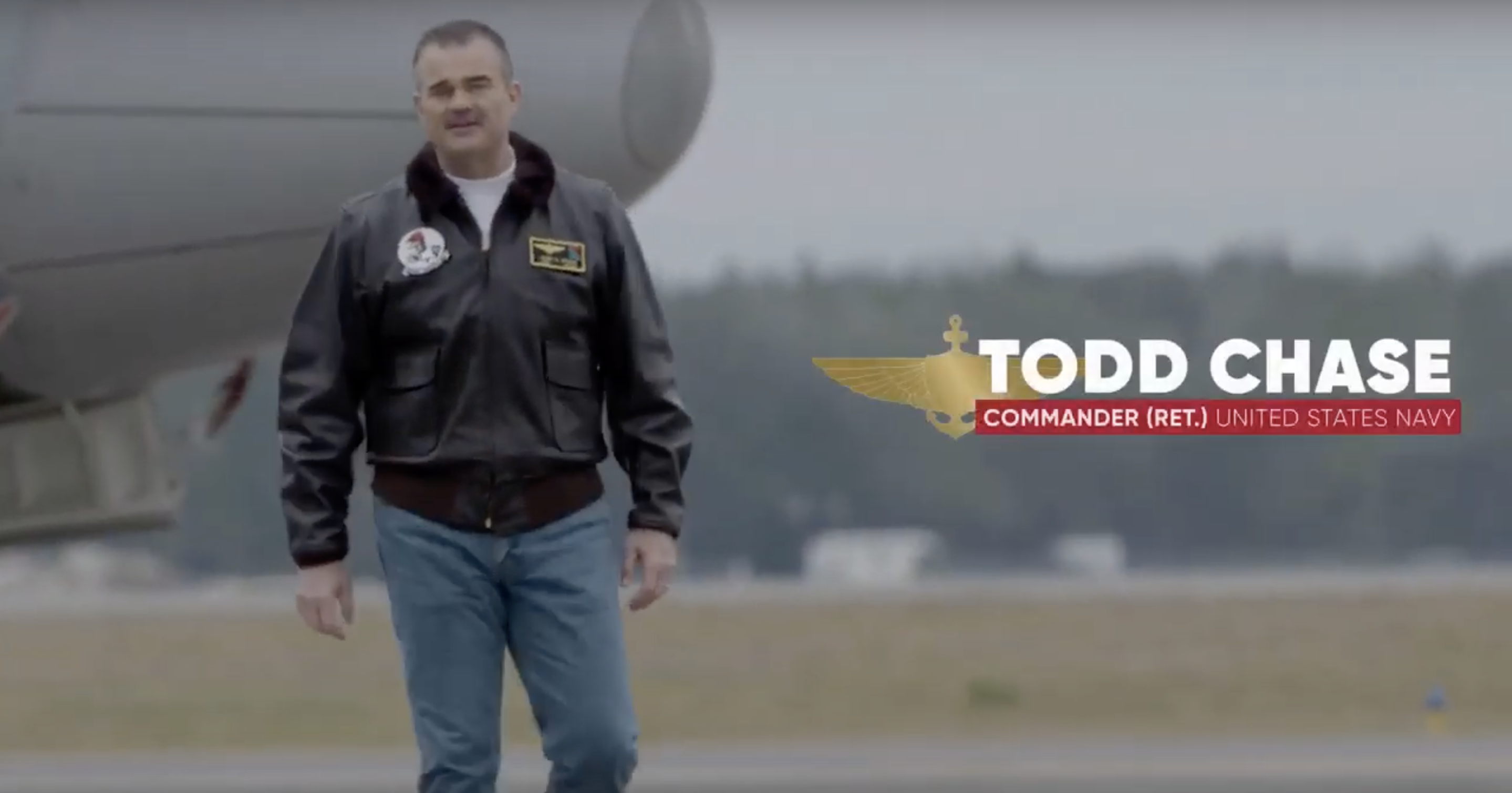 Todd Chase Enters Race to Replace Yoho
