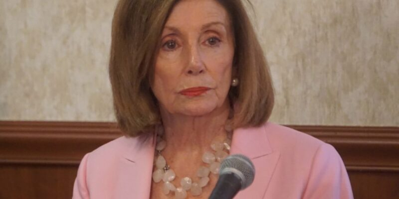 Pelosi endorses Biden amid sexual assault allegation