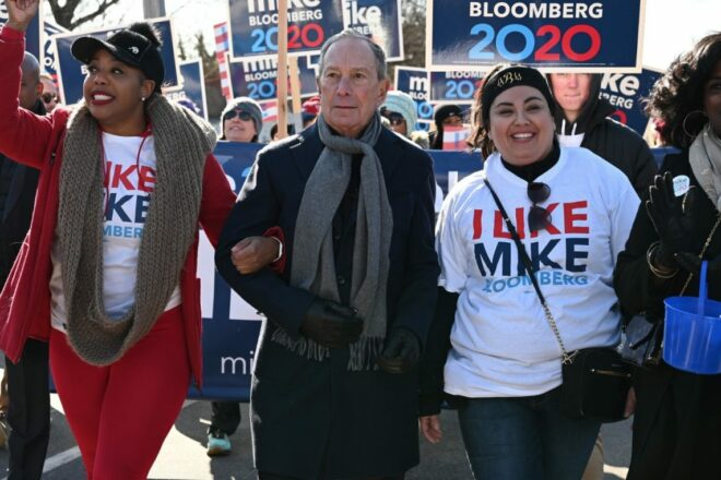 Mike Bloomberg Accused of Sexual Harassment
