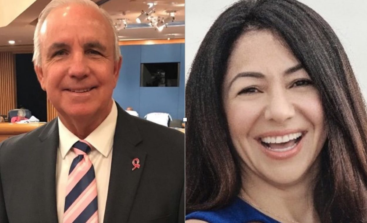 2010 Rubio vs. Crist race being relived in Florida's CD 26 GOP contest