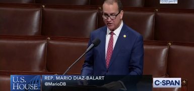 Mario Diaz-Balart Resolution