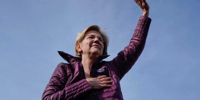 Elizabeth Warren's campaign gets scalped, canoe sinks
