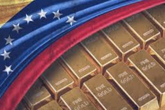 Venezuela is under heavy sanctions. The country is in bankruptcy.