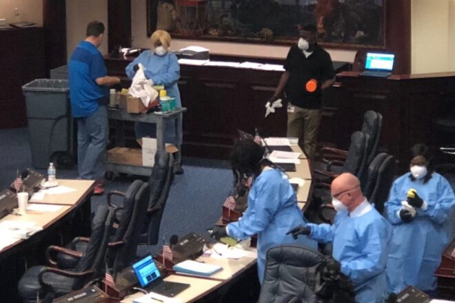 JUICE – Florida Politics' Juicy Read – 3.10.20 – Coronavirus Hysteria! -DeSantis Declares Emergency – E-Verify Bill Passes FL Senate – REAL Russian Collusion